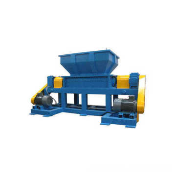 Plastic/Wood / Tire/Used Tyre/Solid Waste/Medical Waste/HDPE/HDPE Drum/Shredder Machine