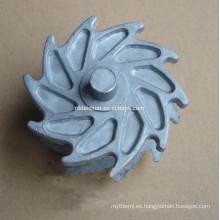 China Oem aleación de aluminio de la bomba de cuerpo final de tapa de piezas de fundición de zinc, de alta calidad de aleación de aluminio bomba de cuerpo de tapa, Oem Zinc Die Cast
