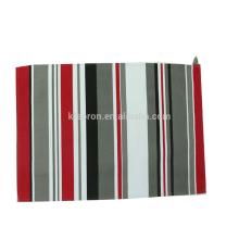 tamanho padrão de toalha de chá da cozinha