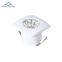 Wolink Zhongshan Importer vertiefte quadratische Kolben-LED-Deckenleuchte Downlight
