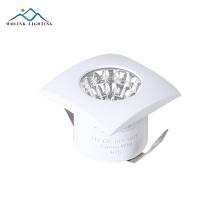 Wolink Zhongshan импортер утопленный квадратный початок светодиодный светильник для поверхностного монтажа