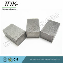 Diamond Segment for Sandstone and Granite Cutting