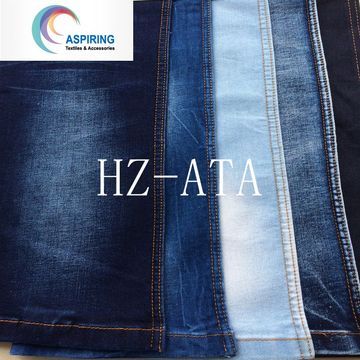 100% хлопок 10 унций Twill джинсовая ткань для одежды Jean