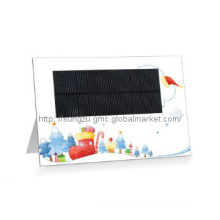 Green energy solar panel charger without battery for different phones