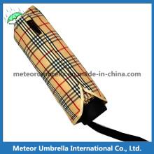 Mini Compact Kleine Faltbare Mode Umbrella für EVA Box