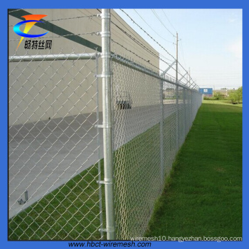 Heavy Duty Galvanized 5foot Used Chain Link Fence (CT-53)