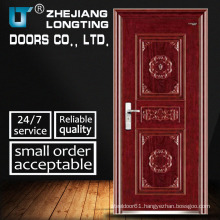 Honeycomb Paper Infilling Security Entrance Door