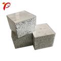 Panel de pared del emparedado del cemento del prefabricado Eps China, precio ligero del panel de pared del bocadillo del cemento de división