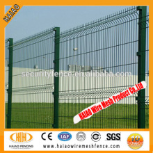 Solid and advanced plastic net for fences