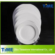 Assiette à dîner en porcelaine de restaurant (40910003)