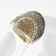 Small accessories fashion sexy elegant full rhinestone ring finger for women wholesale