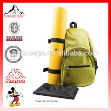 Yoga honda mochila impermeable Crossbody Bag gimnasio ciclismo de viaje para mujeres, hombres