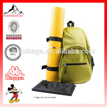 Yoga Sling Backpack Waterproof Crossbody Bag Gym Travel Biking for Women, Men