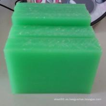 De Buena Calidad Hoja / tablero plásticos del polipropileno del verde PP