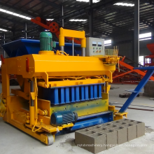 Looking for mobile brick machine in China professional moveable hollow brick machine in Africa Nigeria moving style brick maker