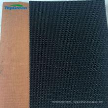 good flexing honeycomb rough top conveyor belt