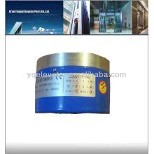 Encoder rotatorio de ascensor LG-Sigma (PKT1040-1024-C15C), decodificador de ascensor