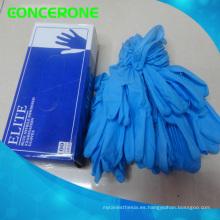 Guantes médicos desechables / guantes de látex sin polvo, antiestáticos 230-240mm