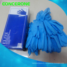 Gants médicaux jetables / gants de latex anti-poussière, anti-statique 230-240mm