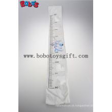 "39 ""Personalizado impressão Plush Logo Growth Chart Kids Stuffed altura medida"