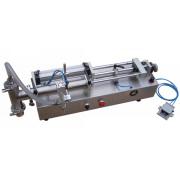 Máquina de enchimento Semi-Auto