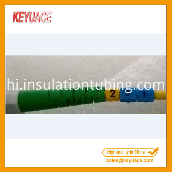 Ec Type Yellow Cable Markers