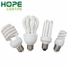 CE / RoHS / EMC genehmigen Spiral Energiesparlampe