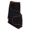 Coussinets chauffants en fibre de carbone pour thérapie thermique à la cheville