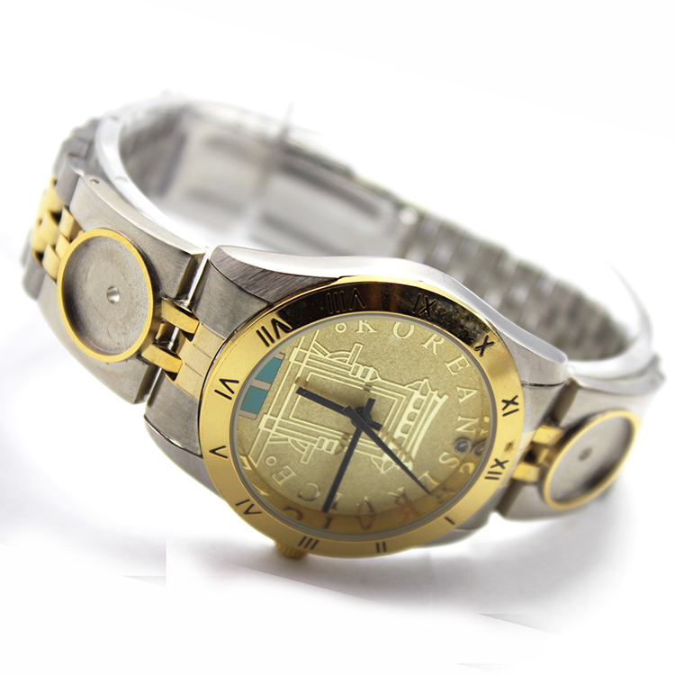 Hot New smart metal wrist watch
