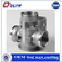 Kundenspezifische Ventilkörperteile Metallstahl Präzisionsguss