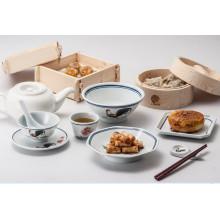 Vajilla de melamina 100%-Taza de té / Vajilla de alto grado (703)