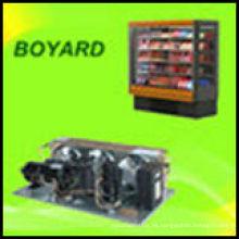 Unidad de condensación para cámara frigorífica, refrigeración, enfriador, escaparate
