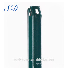 Euro type Poder coated t post