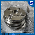 Ébauches de bride de tuyau forgé en acier inoxydable ANSI B16.5