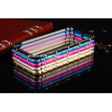 Pare-chocs en métal de téléphone portable de haute qualité pour l'iPhone 6 plus