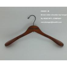 2015 Herbst Top Marke Luxus Holz Kleiderbügel