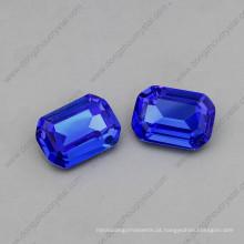 Pedra de cristal da jóia do retângulo Bicone (3007)