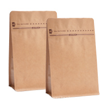 100% Original for Brown Paper Bag Brown Bags Ziplock Kraft Paper Bag supply to Japan Manufacturers