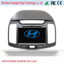 Lecteur DVD pour GPS de voiture pour Hyundai Elantra 2011 (CN)