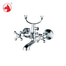 Mélangeur de baignoire deux leviers de haute qualité