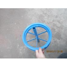 Raio de aço do carrinho de mão de roda para o uso da roda