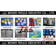 Plastic Filter Housing Cap Mould