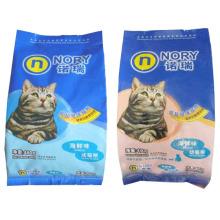 Bolsa para alimentos para mascotas con bolsa de alimentos Cat Cat 480g