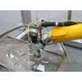 Machine à découper au laser en métal 3D / Machine à découper au laser à robot