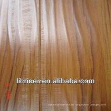 Деревянный настил для рук / роскошный ламинированный пол