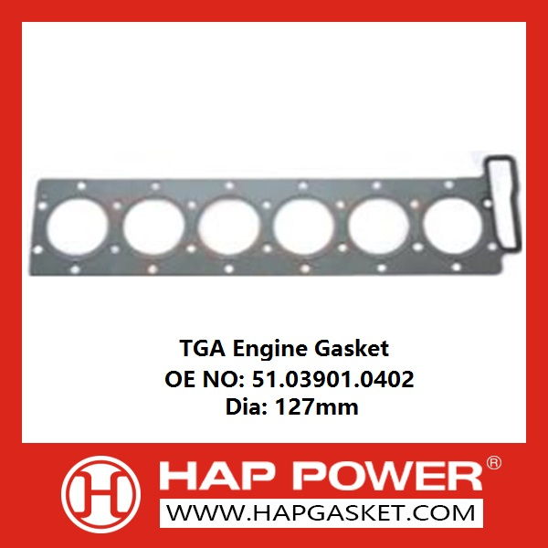 Hap Man 020 Tga Engine Gasket 51 03901 0402