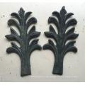 hebei baoding piezas de hierro fundido ornamental