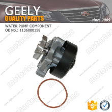 OE GEELY car Parts water pump component 1136000158
