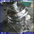 Cuve de mélange de chauffage électrique d'acier inoxydable de KUNBO