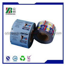 Shrink Label, Made of PVC, Customized Structures Are Welcome